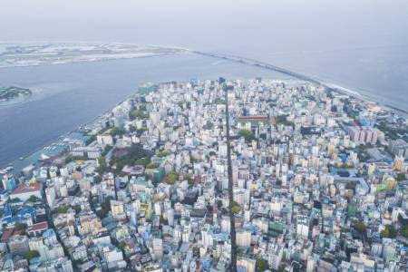 Govt. imposes 14-day lockdown in Male' City