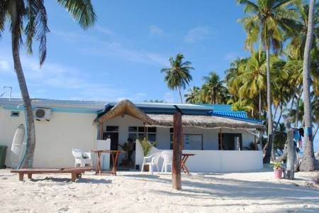 Maafushi was the first to secure an investment in tourism accommodation