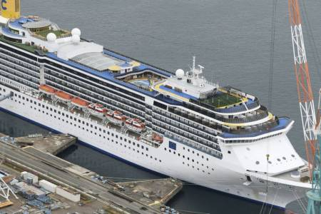14 more on cruise ship off Japan test positive