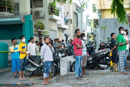 Vulnerable migrant workers being transferred to designated facilities