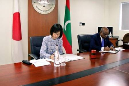 Japan grants aid worth USD 5.6 million