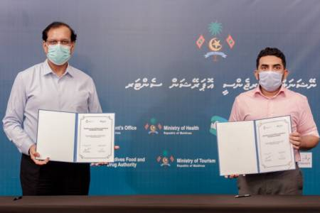 WHO donates additional 10,000 COVID-19 testing kits to Maldives
