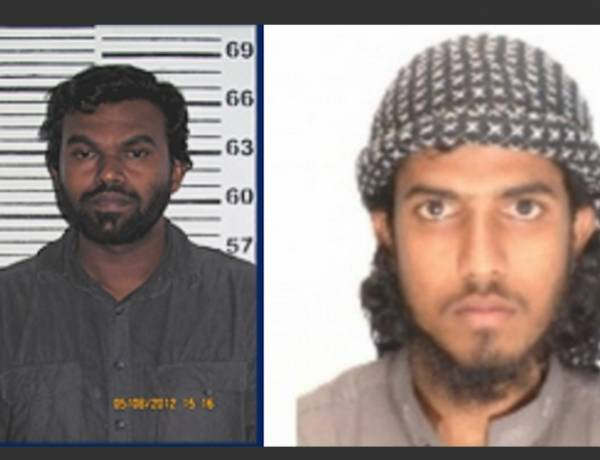 PGO presses charges against two men over ISIS claimed arson