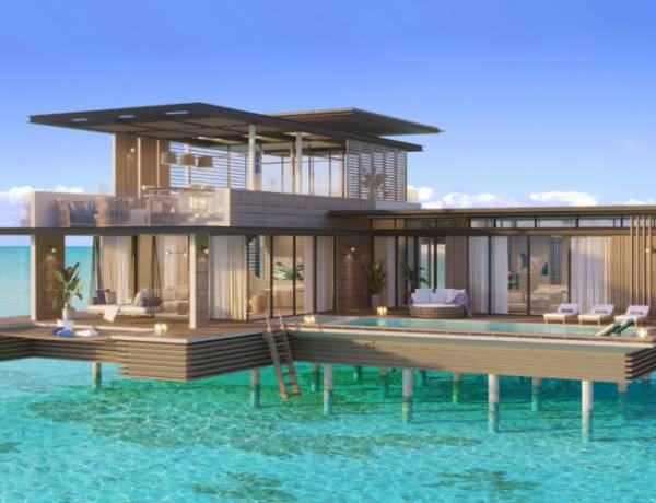 Waldorf Astoria hotel opening in the Maldives this July
