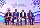 President Solih kicks off Maldives Partnership Forum